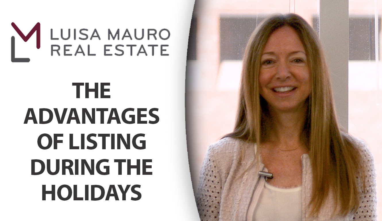Why It's a Great Idea to List Your Home Over the Holidays