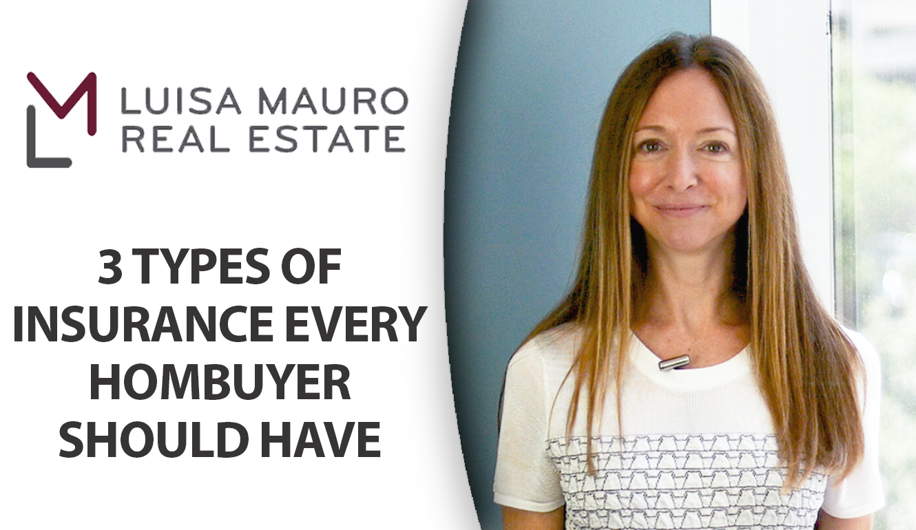 What Kinds of Insurance Do Homebuyers Need?