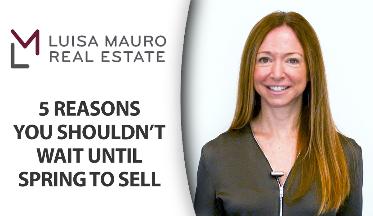 Should You Wait Until Spring to Sell Your Home?