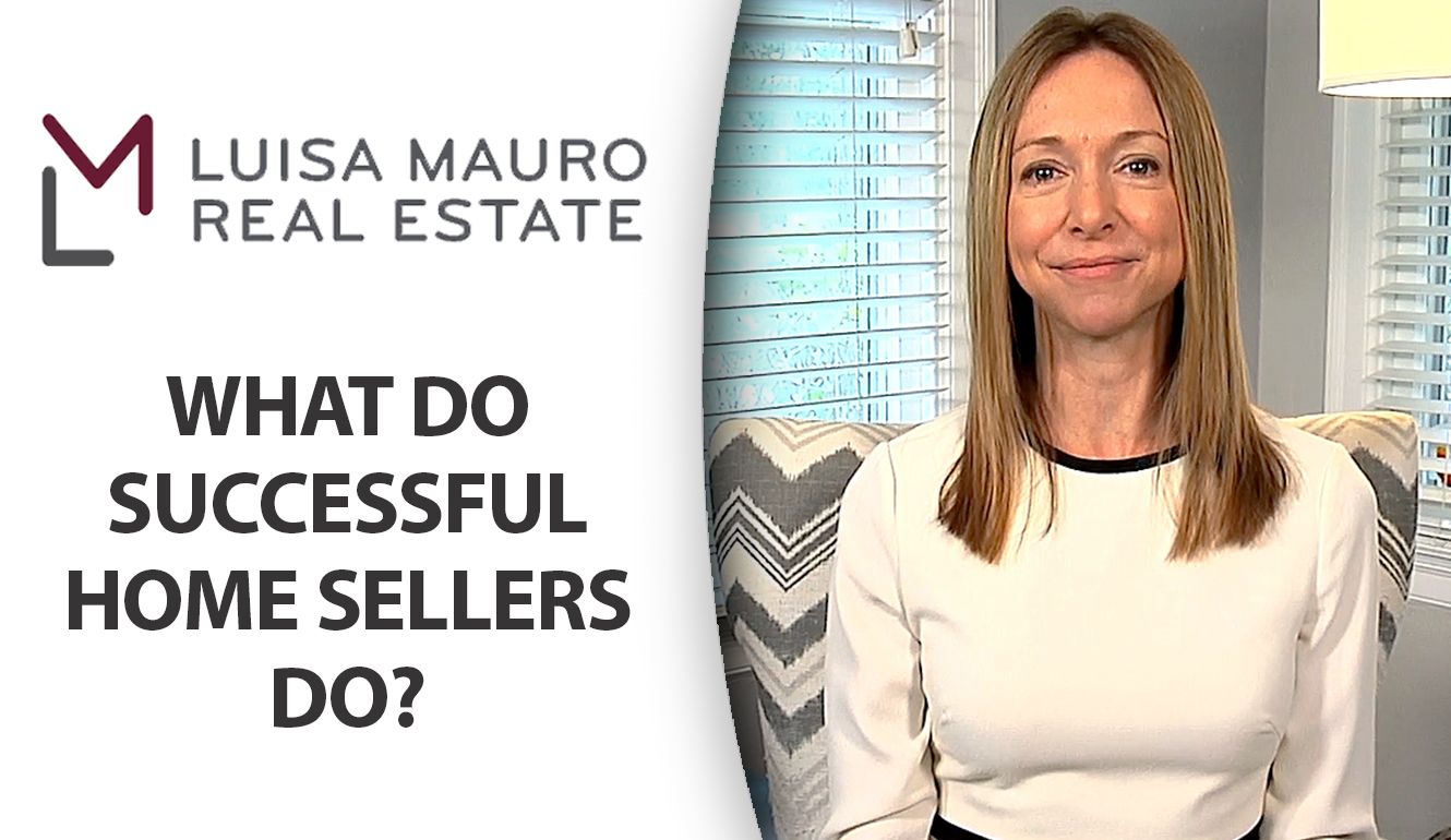 5 Things All Successful Home Sellers Do