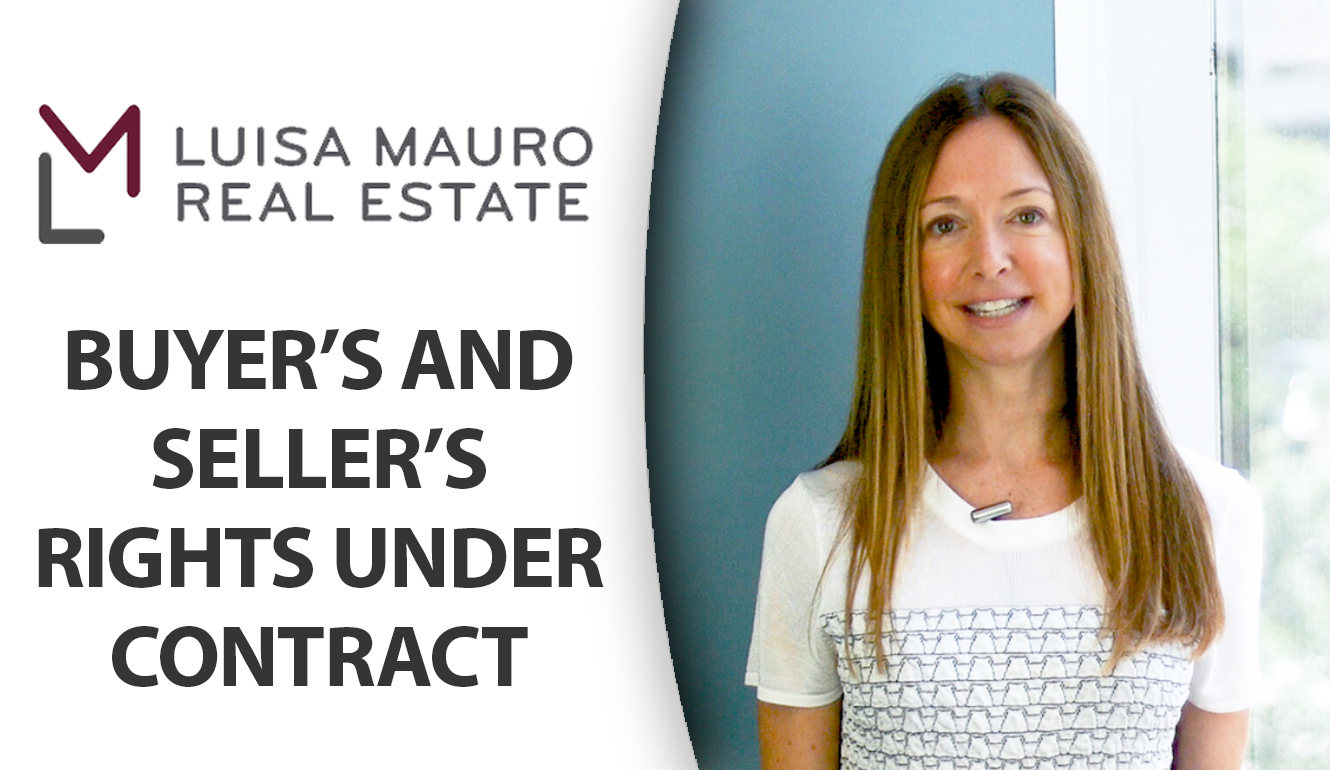 The Rights Buyers & Sellers Have After Going Under Contract